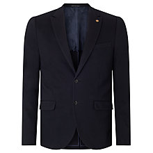 Buy Scotch & Soda Jersey Blazer, Night Blue Online at johnlewis.com