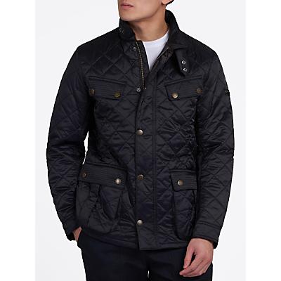 Barbour International Ariel Polarquilt Jacket Men S