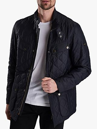 Barbour Ariel Profile Quilted Jacket, Navy