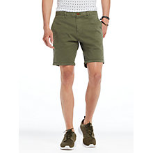 Buy Scotch & Soda Classic Garment Dyed Shorts Online at johnlewis.com