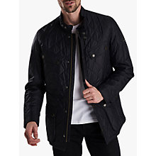 Buy Barbour International Ariel Profile Quilted Jacket Online at johnlewis.com
