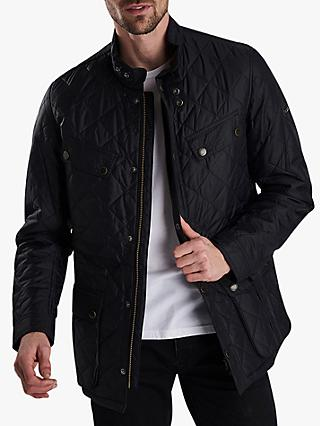 Barbour International Ariel Profile Quilted Jacket