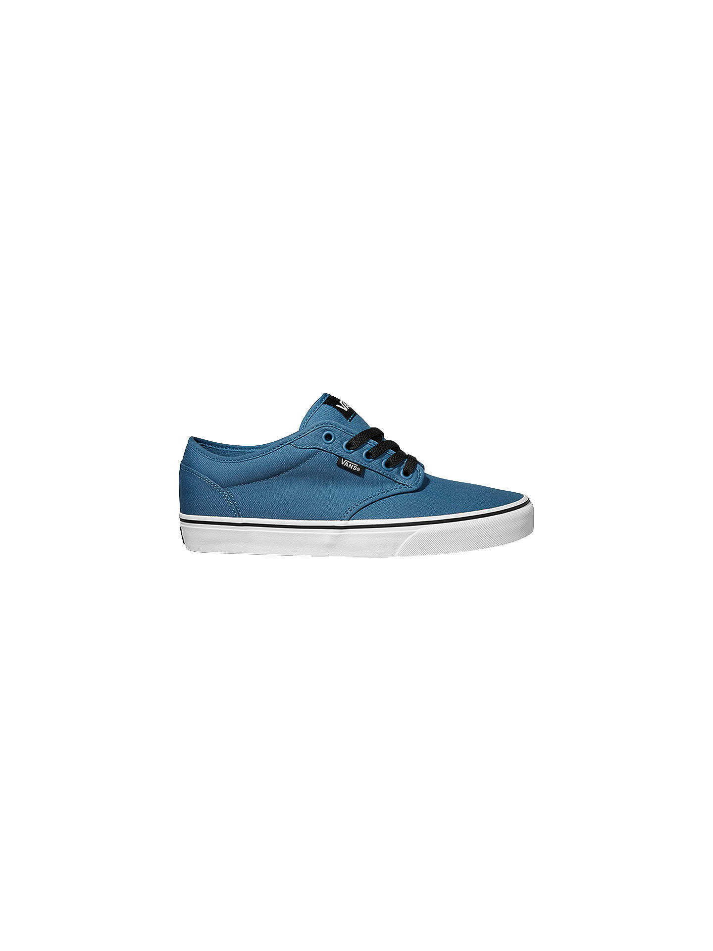 5e196c444460d1 Vans Atwood Canvas Trainers at John Lewis   Partners