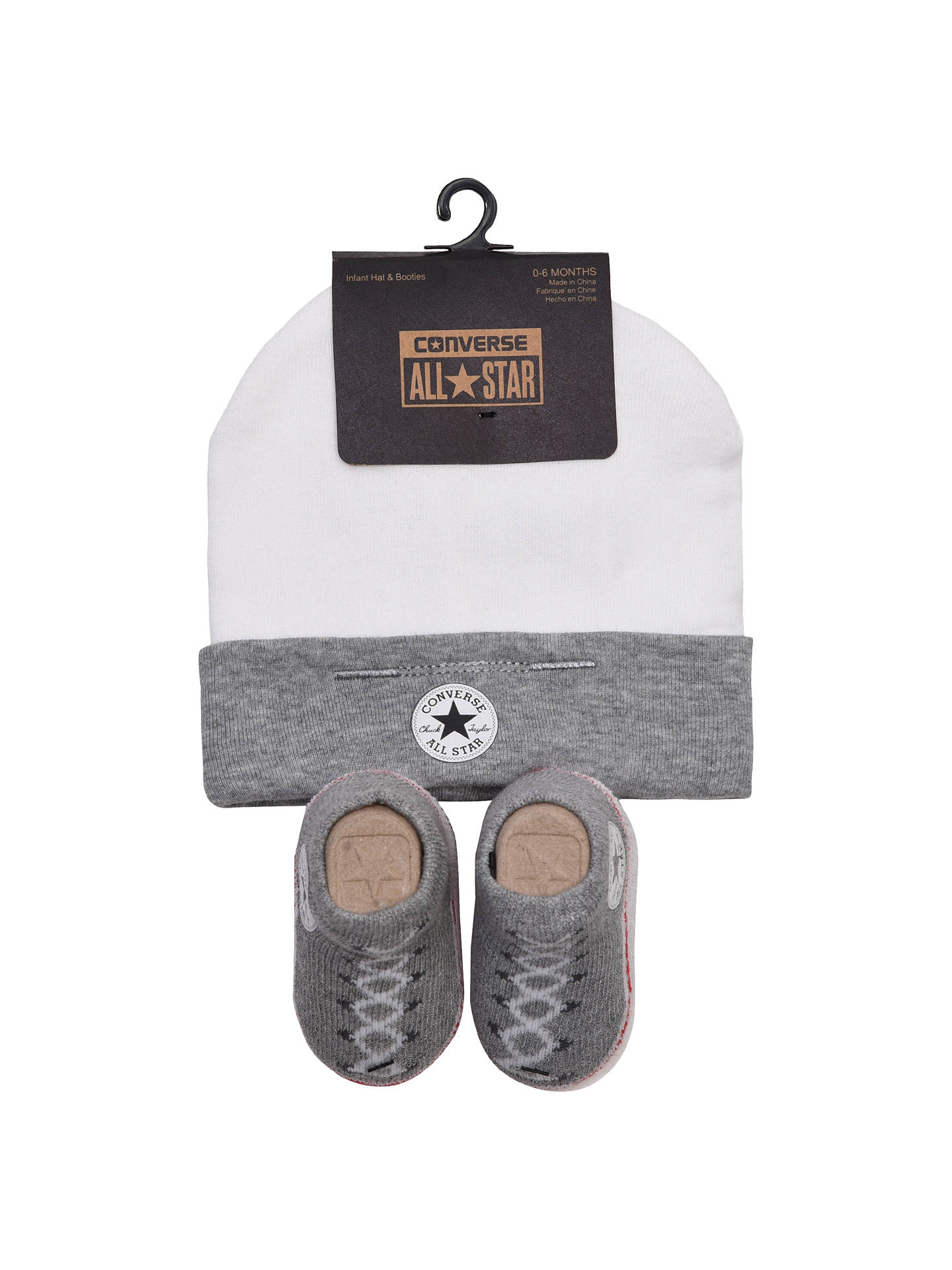 BuyConverse Baby Chuck Patch Hat   Bootie Set 04c6230739