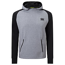 Buy Canterbury of New Zealand VapoShield Hoodie, Grey Online at johnlewis.com