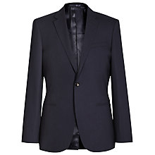 Buy Reiss Drifter Pure Wool Slim Suit Jacket, Navy Online at johnlewis.com