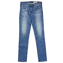 Buy AG The Prima Skinny Jeans, 12 Years Canyon Online at johnlewis.com