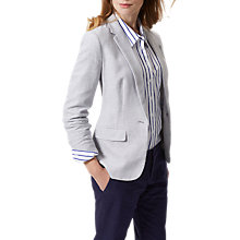 Buy Joules Kira Linen Mix Blazer Online at johnlewis.com