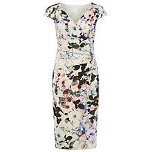 Buy Phase Eight Carla Print Dress, Multi Online at johnlewis.com