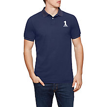 Buy Hackett London New Classic Number Polo Shirt Online at johnlewis.com