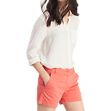 Buy Joules Brooke Chino Shorts, Soft Coral Online at johnlewis.com