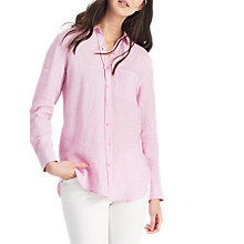 Buy Joules Jeanne Linen Shirt Online at johnlewis.com