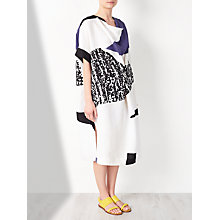 Buy Kin by John Lewis Laura Slater Limited Edition Collage Print Dress, Multi Online at johnlewis.com