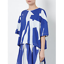 Buy Kin by John Lewis Laura Slater Limited Edition Gestural T-Shirt, Multi Online at johnlewis.com