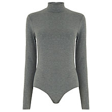 Buy Warehouse Roll Neck Body Online at johnlewis.com