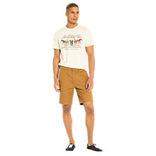 Buy Levi's Straight Chino Shorts Online at johnlewis.com