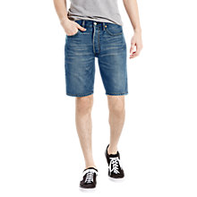 Buy Levi's 501 Hemmed Shorts, Winner Online at johnlewis.com