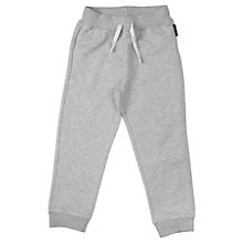 Buy Polarn O. Pyret Children's Joggers, Grey Online at johnlewis.com
