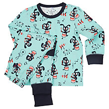 Buy Polarn O. Pyret Childrens' Animal Pyjamas Online at johnlewis.com