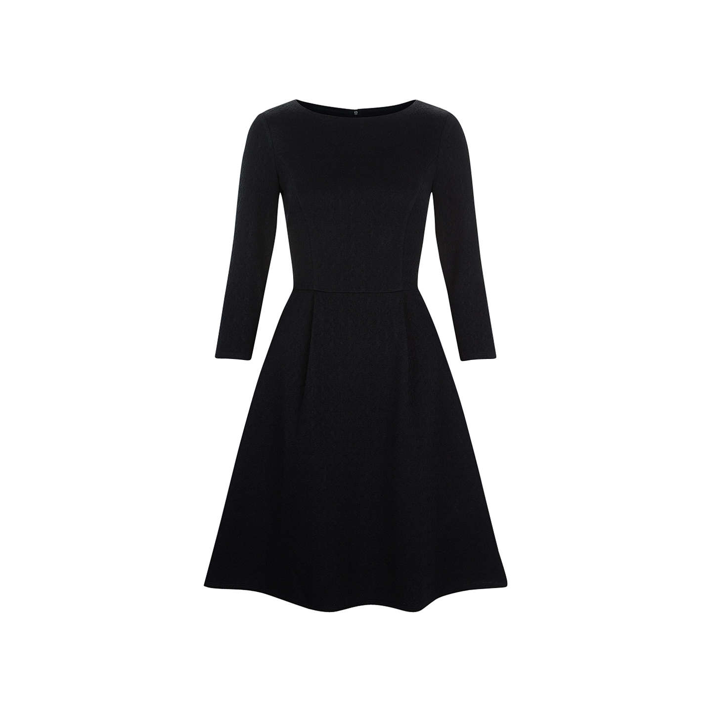 Hobbs Anna Dress, Navy At John Lewis
