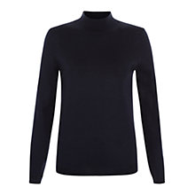 Buy Hobbs Emmy Jumper, Navy Online at johnlewis.com