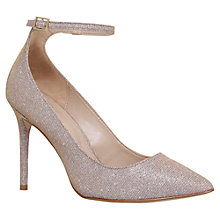 Buy KG by Kurt Geiger Estha Court Shoes Online at johnlewis.com