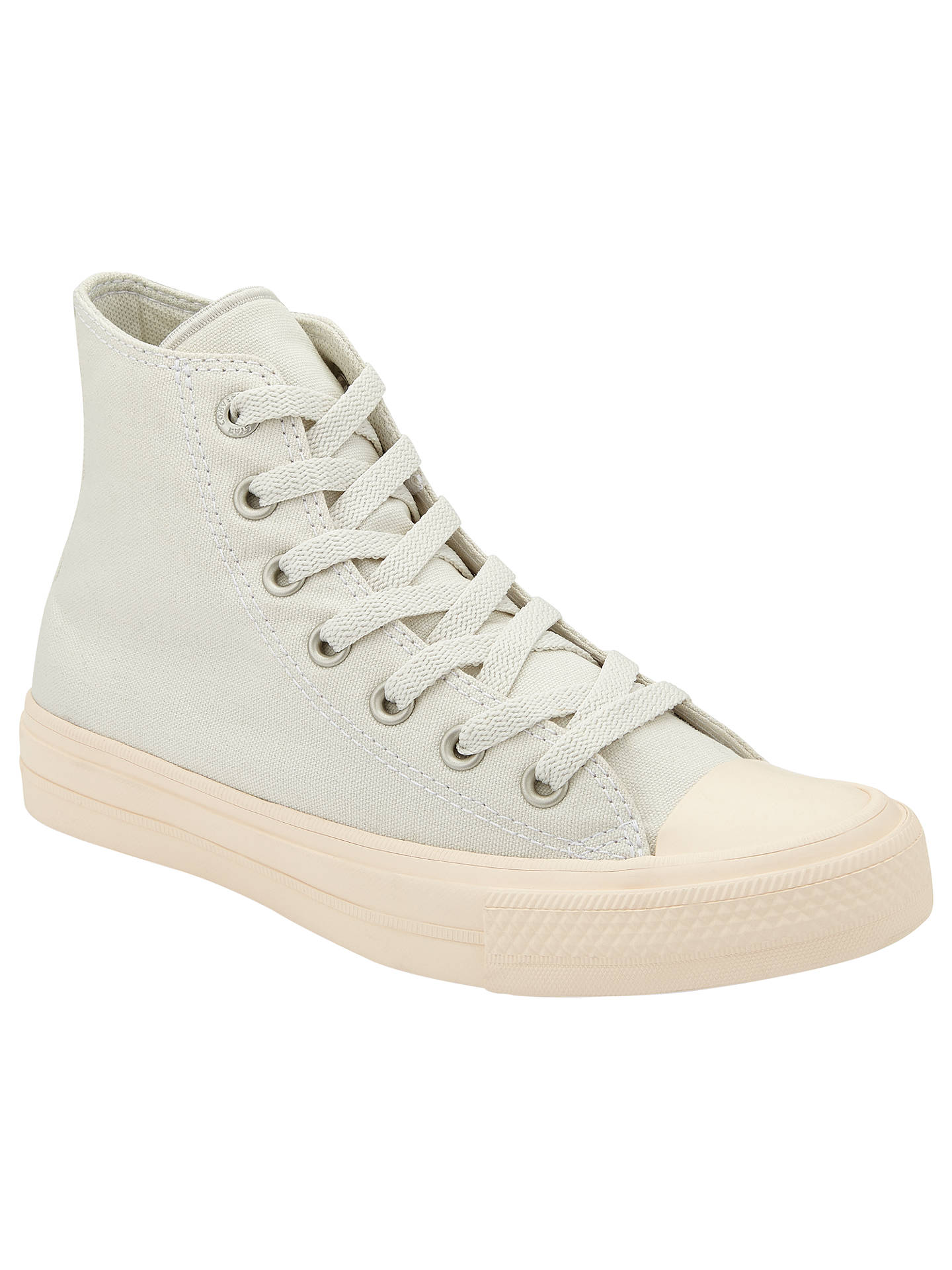 more photos 1398a c508f Buy Converse Chuck Taylor All Star 2 Hi Top Trainers, Buff, 3 Online at ...