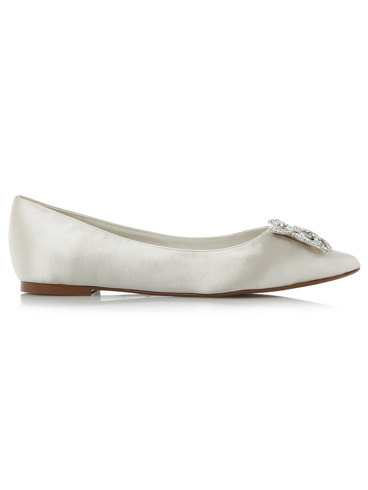 e449b94a8 Buy Dune Bridal Collection Briella Jewel Ballet Pumps