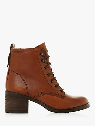 c4da224a23b3 Dune Patsie D Lace Up Ankle Boots