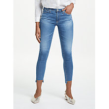 Buy AG The Legging Ankle Mid Rise Jeans, 18 Years Online at johnlewis.com