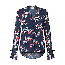 Buy Pyrus Raven Floral Print Blouse Online at johnlewis.com