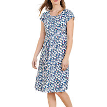 Buy Seasalt Carnmoggas Dress, Washed Boats Lugger Online at johnlewis.com