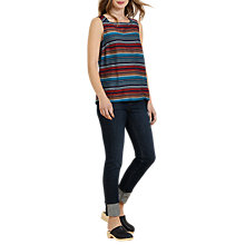 Buy Seasalt Betterrave Vest, Faraway Voyage Night Online at johnlewis.com