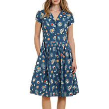 Buy Seasalt Lottie Dress, Pique Nique Lugger Online at johnlewis.com
