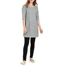 Buy Seasalt Remoulade Tunic Dress, Tapenade Lugger Online at johnlewis.com