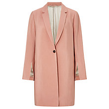 Buy Samsoe & Samsoe Candance Jacket, Light Mahogony Online at johnlewis.com