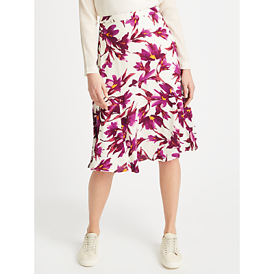 Product photo of Samsoe  samsoe evonne floral print skirt flora