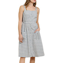 Buy Seasalt Piquenique Dress, Tapenade Lugger Online at johnlewis.com