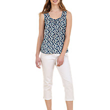 Buy Seasalt Carninney Top, Summer Daisies Lugger Online at johnlewis.com