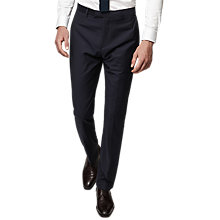 Buy Reiss Harry Modern Fit Suit Trousers, Navy Online at johnlewis.com