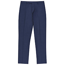 Buy Reiss Harry Modern Fit Suit Trousers, Airforce Blue Online at johnlewis.com