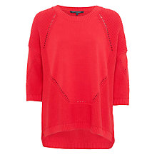 Buy French Connection Rimsky Pointelle Jumper Online at johnlewis.com