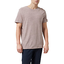 Buy Selected Homme Spun Crew Neck T-Shirt Online at johnlewis.com