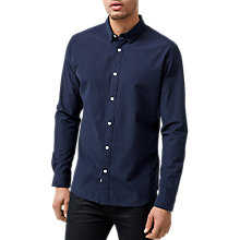 Buy Selected Homme Louis Shirt, Dark Sapphire Online at johnlewis.com