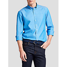 Buy Thomas Pink Healy Check Classic Fit Shirt, Blue/Yellow Online at johnlewis.com