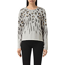 Buy AllSaints Lao Isola Sweatshirt Online at johnlewis.com