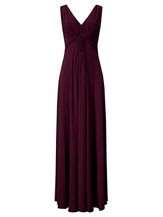 Phase Eight Arabella Maxi Dress, Berry