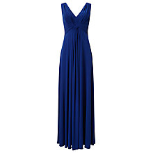 Buy Phase Eight Arabella Maxi Dress, Cobalt Online at johnlewis.com