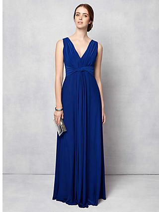 Phase Eight Arabella Maxi Dress, Cobalt
