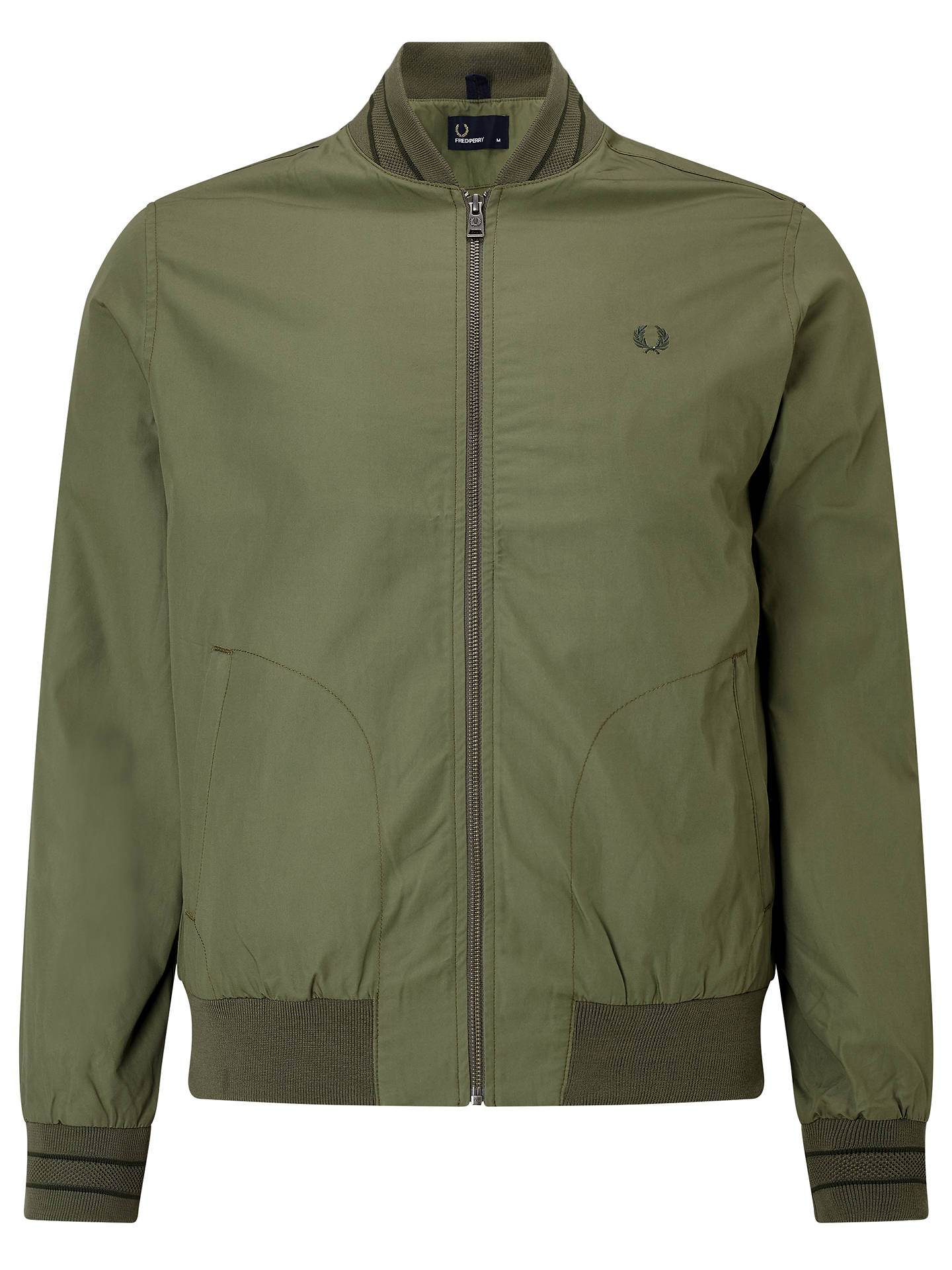 4d3efbd9e Buy Fred Perry Tramline Bomber Jacket
